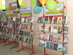 Scholastic Book Fair , 2-4 Sept. 2013