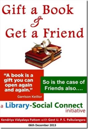 Gift a Book web