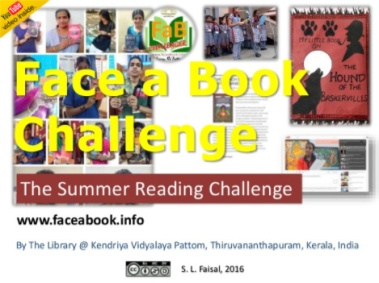 Face a Book Challenge