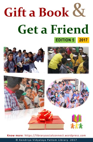 Gift a Book & Get a Friend