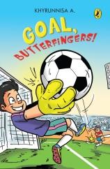 rejacket of goal butterfingers