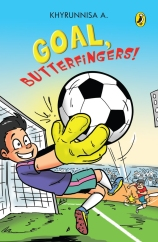 rejacket of goal butterfingers
