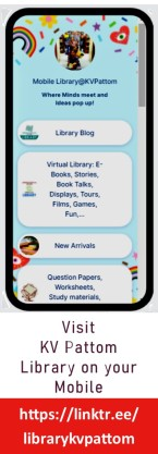 KVPattom Library on Phone